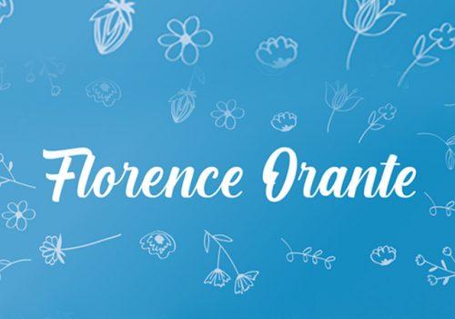 Florence Orante fala sobre esperança e paciência para lutar e vencer os desafios