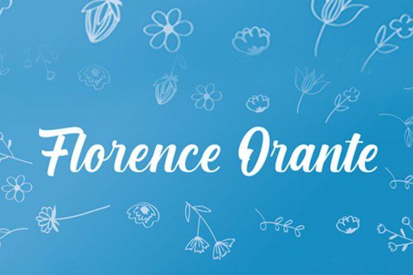 Florence Orante da próxima quarta (28) debate a importância da gratidão em tempos difíceis