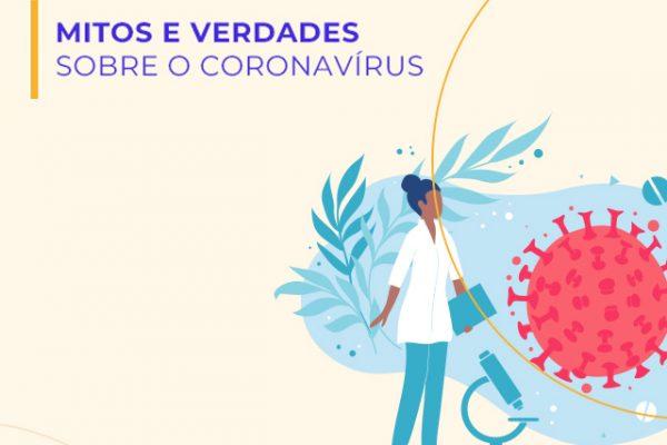 Enfermagem desmistifica Mitos e Verdades sobre o Coronavírus em Minicurso gratuito
