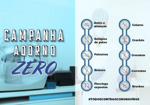 """Florence lança a campanha """"Adorno Zero"""" para ambientes de práticas da saúde"""