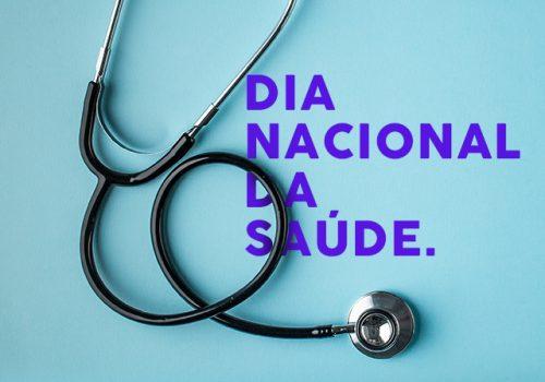 Dia Nacional da Saúde é comemorado nesta quarta-feira (5)