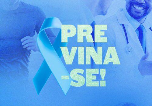 Novembro Azul: campanha ressalta importância do diagnóstico precoce do câncer de próstata