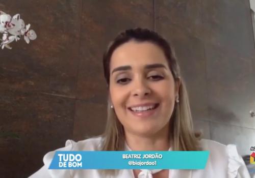 Coordenadora do curso de Fisioterapia participa do programa Tudo de Bom da TV Difusora